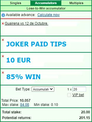 We have 4 games with 10 ODD for #TODAY 09/03/2021, all the games are for just 10 EUR  #tipster #football #bettingsports #inplay #YourOdds #RequestABet #betting #NBA #ETH #bets #UFC #UCL #pick #PL #Bitcoin #RequestABet #WSB #GME #FUT #dogecoin #UEL #BTC
