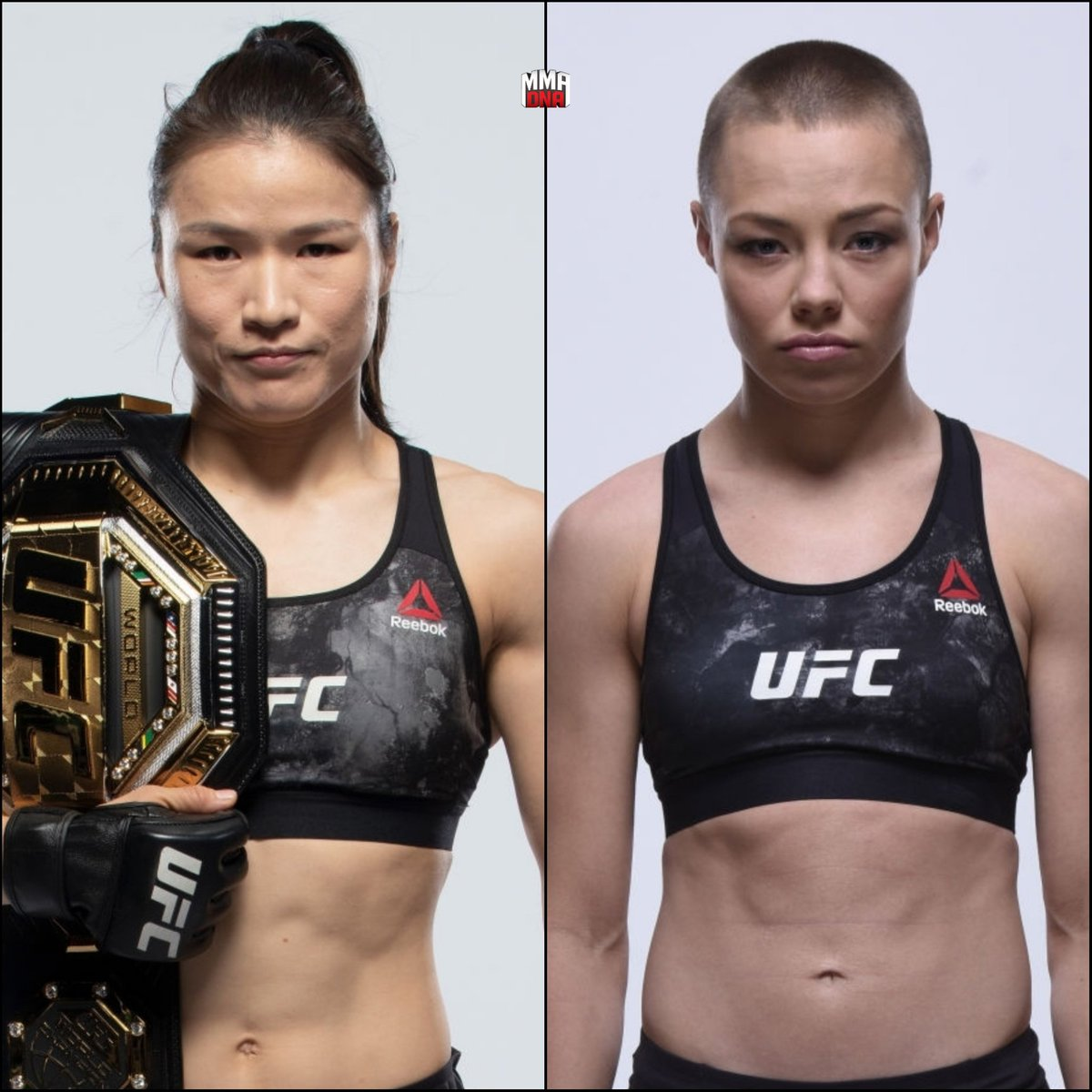 Champion Zhang Weili will fight Rose Namajunas at #UFC261 on April 24th. (first rep. @Belt_News) #UFC #MMA #UFCESPN #WSW🏆 #MainEvent