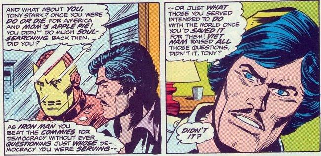 Tony Stark? Is he a cartoon character? #CancelACartoonCharacter
