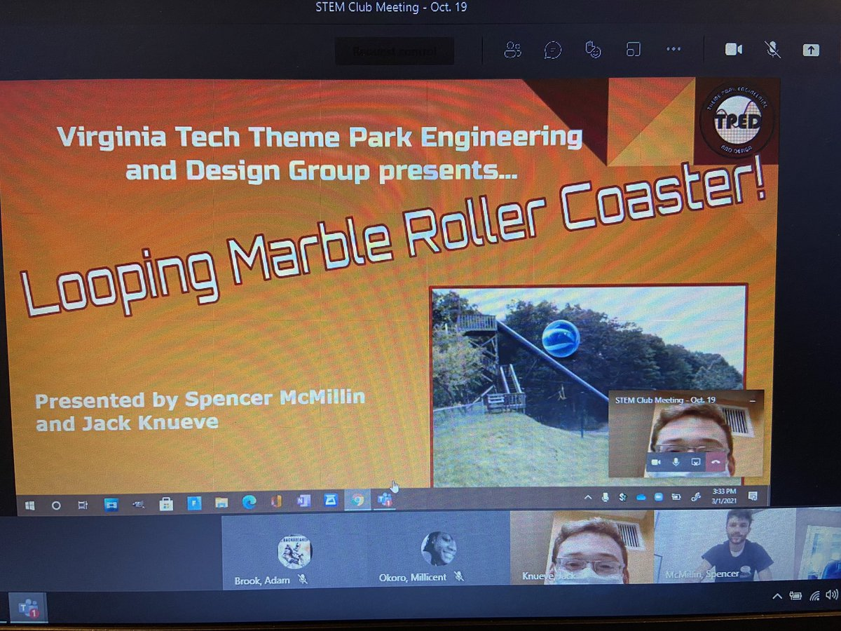 Who doesn't love theme parks? Wakefield STEM Club learned about the physics behind design. Thank you <a target='_blank' href='http://twitter.com/TPEDVT'>@TPEDVT</a> for sparking intrigue in our students. <a target='_blank' href='http://twitter.com/APS_OEE'>@APS_OEE</a> <a target='_blank' href='http://twitter.com/principalWHS'>@principalWHS</a> <a target='_blank' href='http://twitter.com/APS_SecondaryEd'>@APS_SecondaryEd</a> <a target='_blank' href='http://twitter.com/SuptDuran'>@SuptDuran</a> <a target='_blank' href='http://twitter.com/APSscience'>@APSscience</a> <a target='_blank' href='https://t.co/5nFSGWigaQ'>https://t.co/5nFSGWigaQ</a>