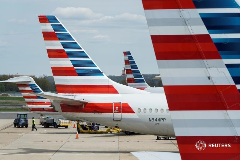 American Airlines is issuing new debt and hocking some airline miles to pay back the U.S. Treasury loan that carried restrictions on pay and dividends. But the pandemic isn't in the rearview yet, says @TheRealLSL on Capital Calls. https://t.co/mbVW7Lue95 https://t.co/v1aNS61OBB