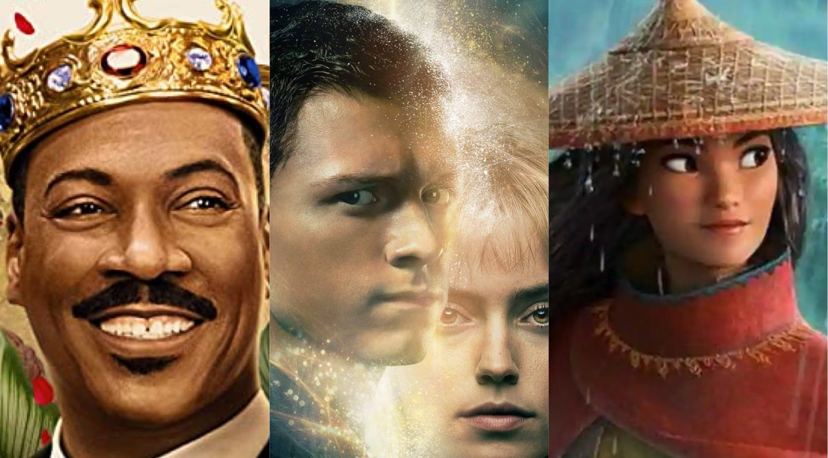🚨NEW @GlobalFilmPod EPISODE🚨   For this special edition of the GLOBAL CRITIC ROUNDTABLE, we discuss this week's #RayaAndTheLastDragon, #ChaosWalking, & #Coming2America  Spotify:   Apple Podcasts:   Others: