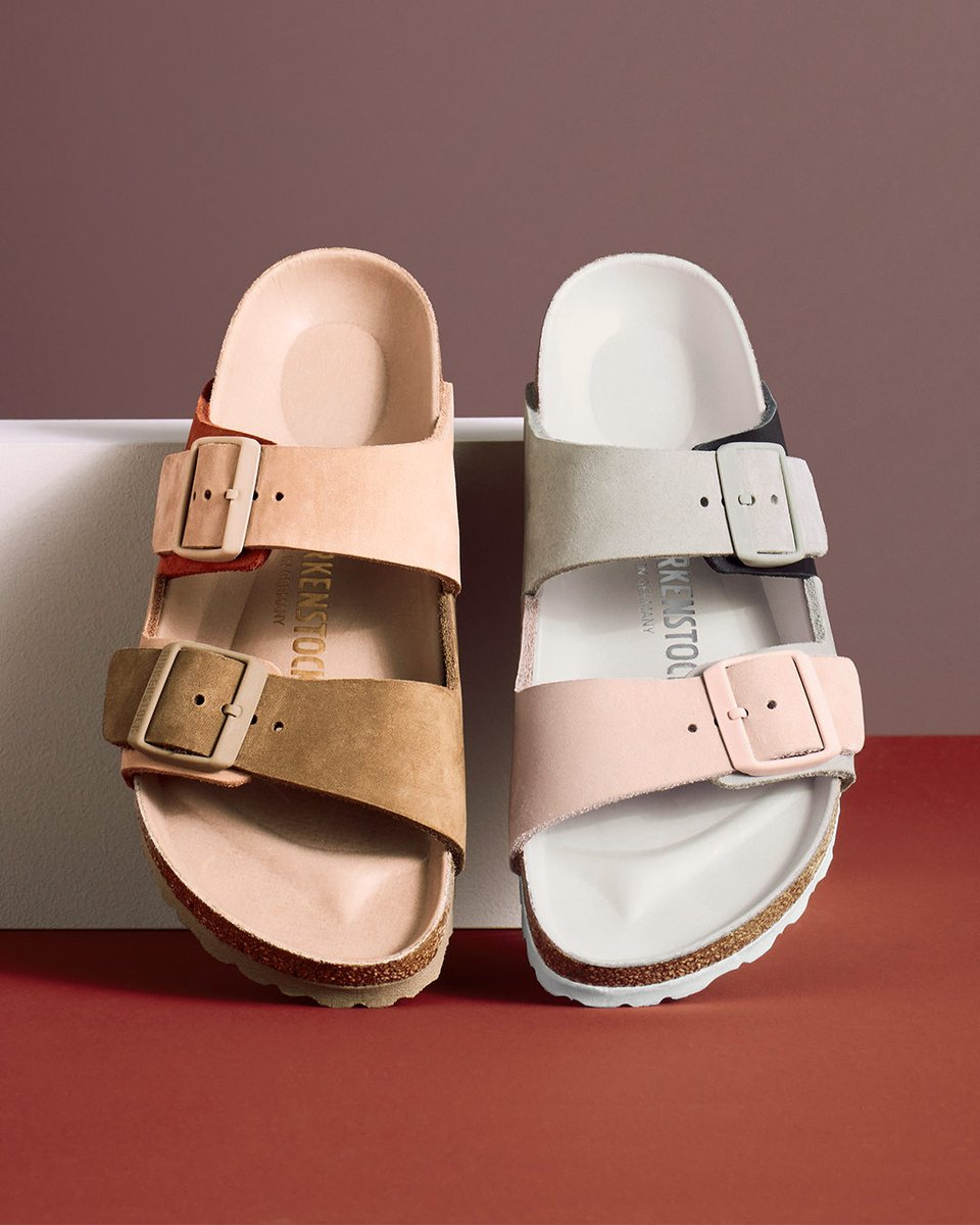 Nordy Club members can be first to shop the new Birkenstock Arizona Split sandal a day before everyone else when you shop on https://t.co/1rB2EyMsNQ or the Nordstrom app, now until 12:59pm ET on 3/9.  Shop now: https://t.co/vqMfGqTLzz Join The Nordy Club: https://t.co/TSiibq3qQn https://t.co/H4e7BuGUAf