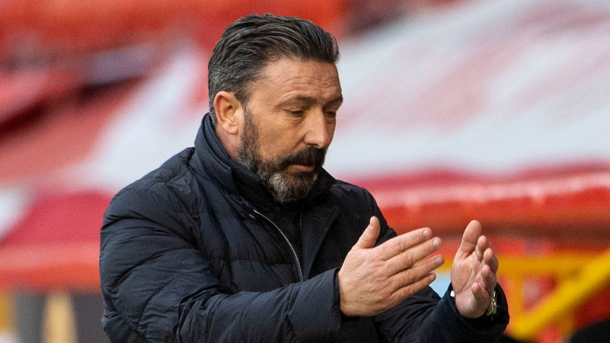 Derek McInnes leaves Aberdeen 'by mutual consent' after eight years as manager  ➡️