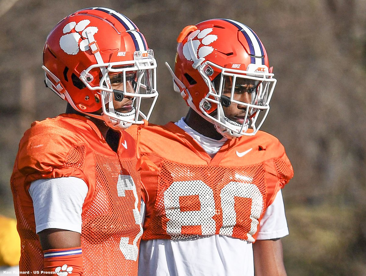 Tigerillustrated.com spent late Monday afternoon on Clemsons campus, taking in another practice and came away with the following nuggets. #CLEMSON #ALLIN LINK: bit.ly/38lROnD (For subscribers-only)