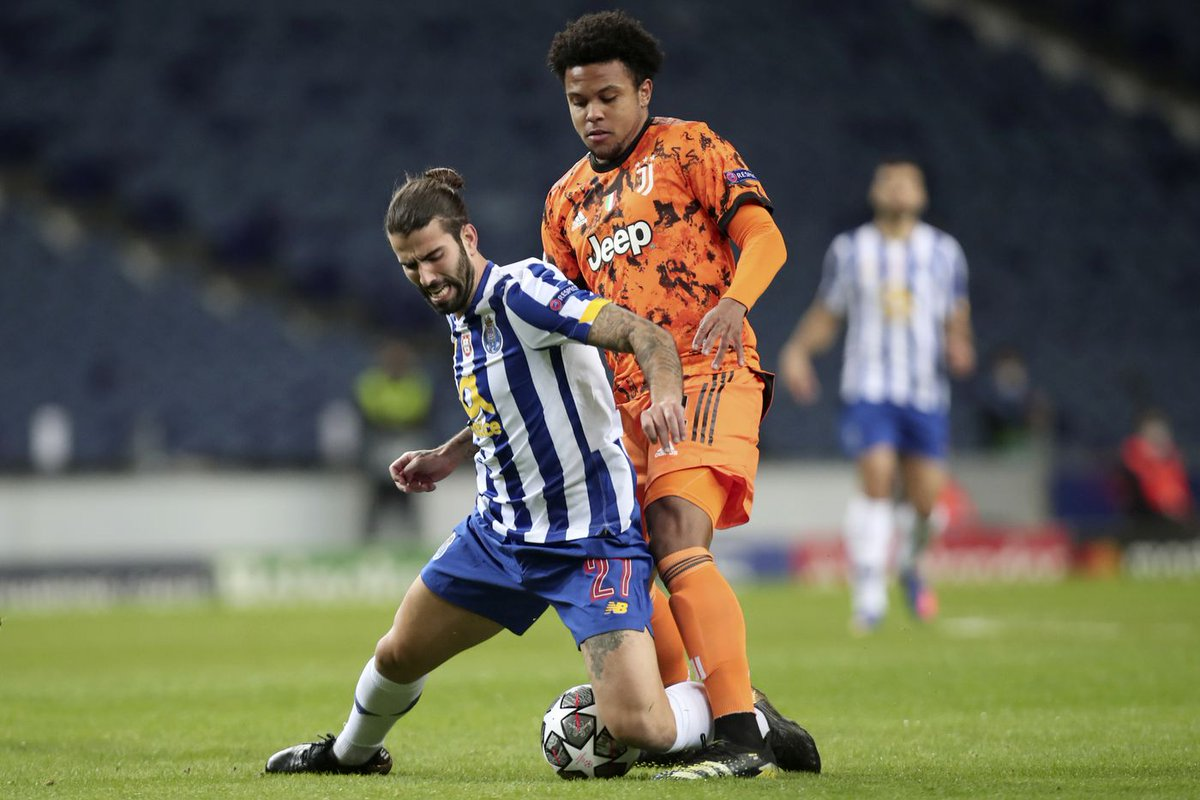 Juventus-Porto gets top billing from me this week, and not just because I get to lead my piece with a Weston McKennie photo.  But first, an English soccer history lesson. Portsmouth plays Sunderland tomorrow in a game that should matter beyond League One: