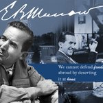 Image for the Tweet beginning: #Com210 #MurrowUGLife #Murrow
