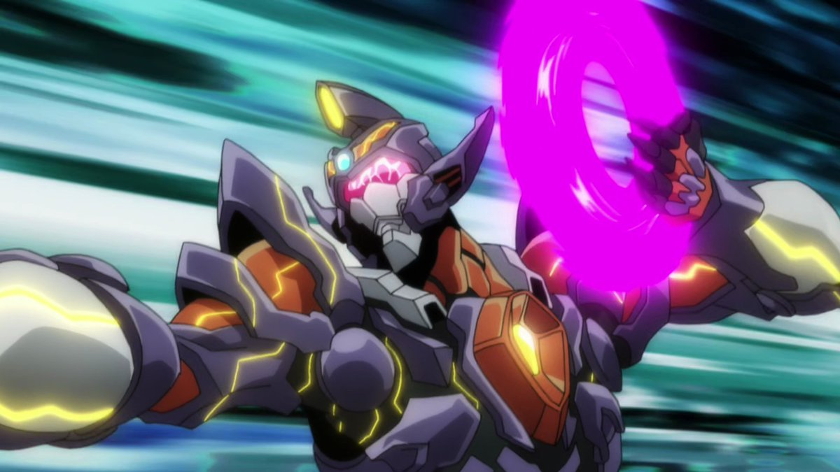 I'm going to cross the finish line for #SSSSGRIDMAN right here and right now by blasting through both episodes 11 and 12 for #AniTwitWatches. First remark: seeing Anti cross the floor was a pleasant surprise.
