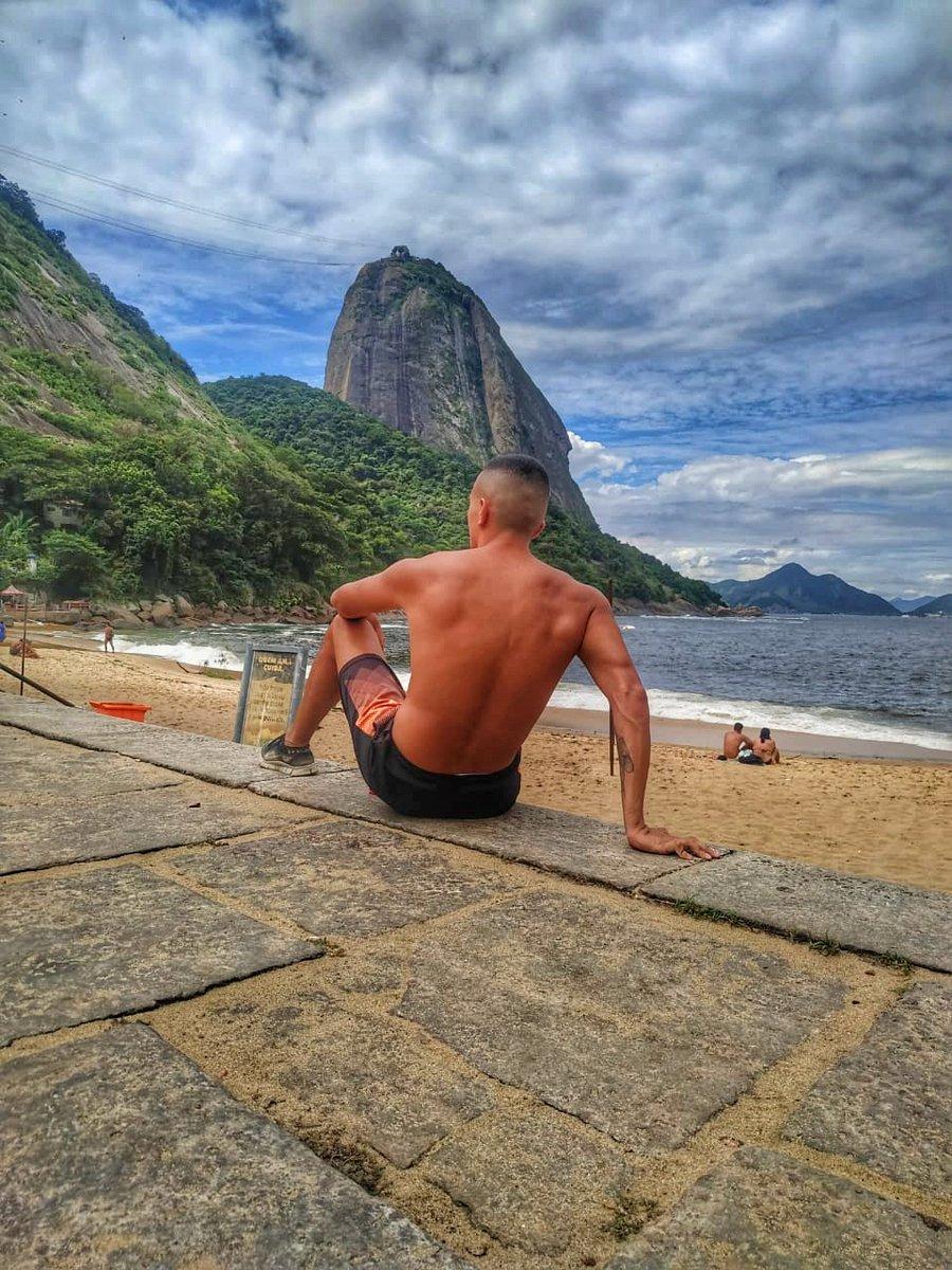 Q vista linda, so no RJ tem isso.  #riodejaneiro #rj #rio #praia #mar