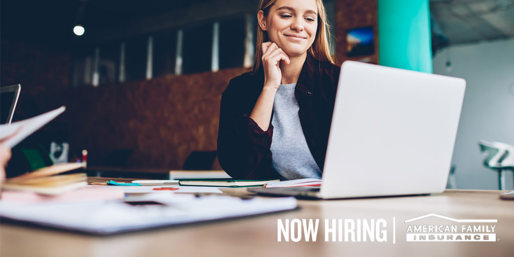 Help @AmFam design and develop our marketing automation strategies! We're hiring a Marketing Automation & Technology Senior Analyst to streamline or replace current manual processes. Learn more + apply here:    #iWork4AmFam