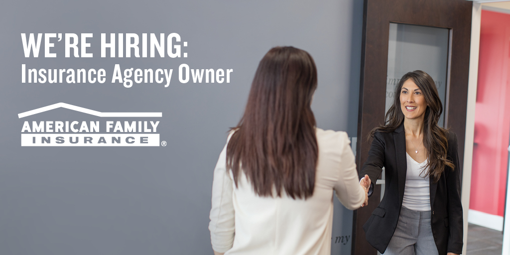 At @AmFam, we're seeking highly motivated individuals with a demonstrated track record of success and eagerness to accomplish something that takes time, energy and commitment. Is this YOU?   Insurance Agency Owner | Fort Morgan, CO  #iWork4AmFam