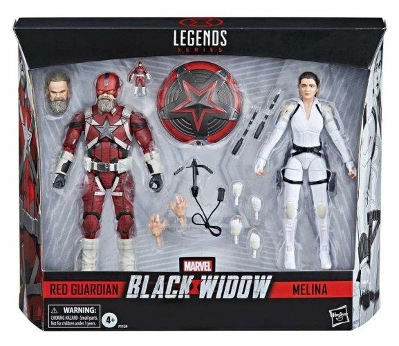 Nuevos Marvel Legends de #BlackWidow  Y tú? Los comprarás?