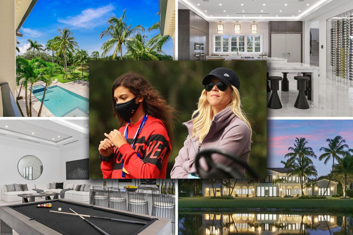 Inside Tiger Woods' ex Elin Nordegren's new $10M Palm Beach mansion
