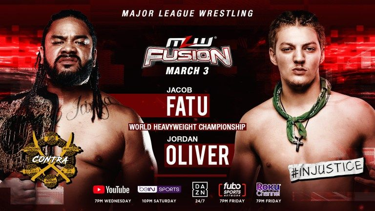 MLW Fusion for 3/3/21