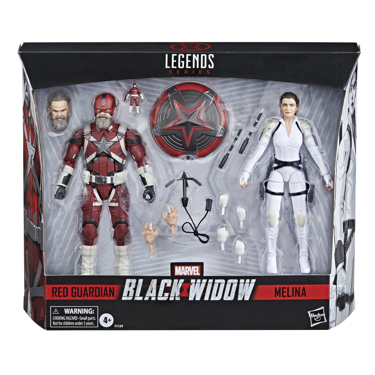 New Pre-Order!!! RED GUARDIAN AND MELINA VOSTKOFF - Marvel Legends Black Widow 6-Inch Action Figure 2-pack    CODE: PREORDERNOW for 10% OFF  #poopoopanda #marvellegends #actionfigures #marveluniverse #blackwidow
