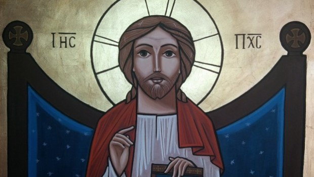 Remember our brothers and sisters who rest in your peace; make them sharers of eternal life.  ~ Lord, have mercy on your people.  #Vespers #EveningPrayer #PrayersfortheDead #Prayer #Lent #LentenSeason  Image: Coptic icon of #Christ