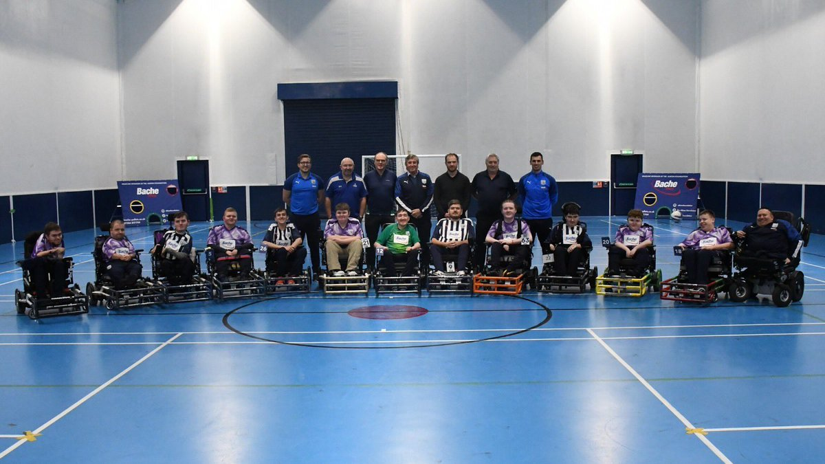 """#InternationalWheelchairDay  Today we mark the positive impact a wheelchair can have on an individual's life.    One of our participants said """"a wheelchair isn't a negative, but it's a vehicle of independence and freedom"""".  #WBA   @BacheGroup   @WBAPowerchair"""