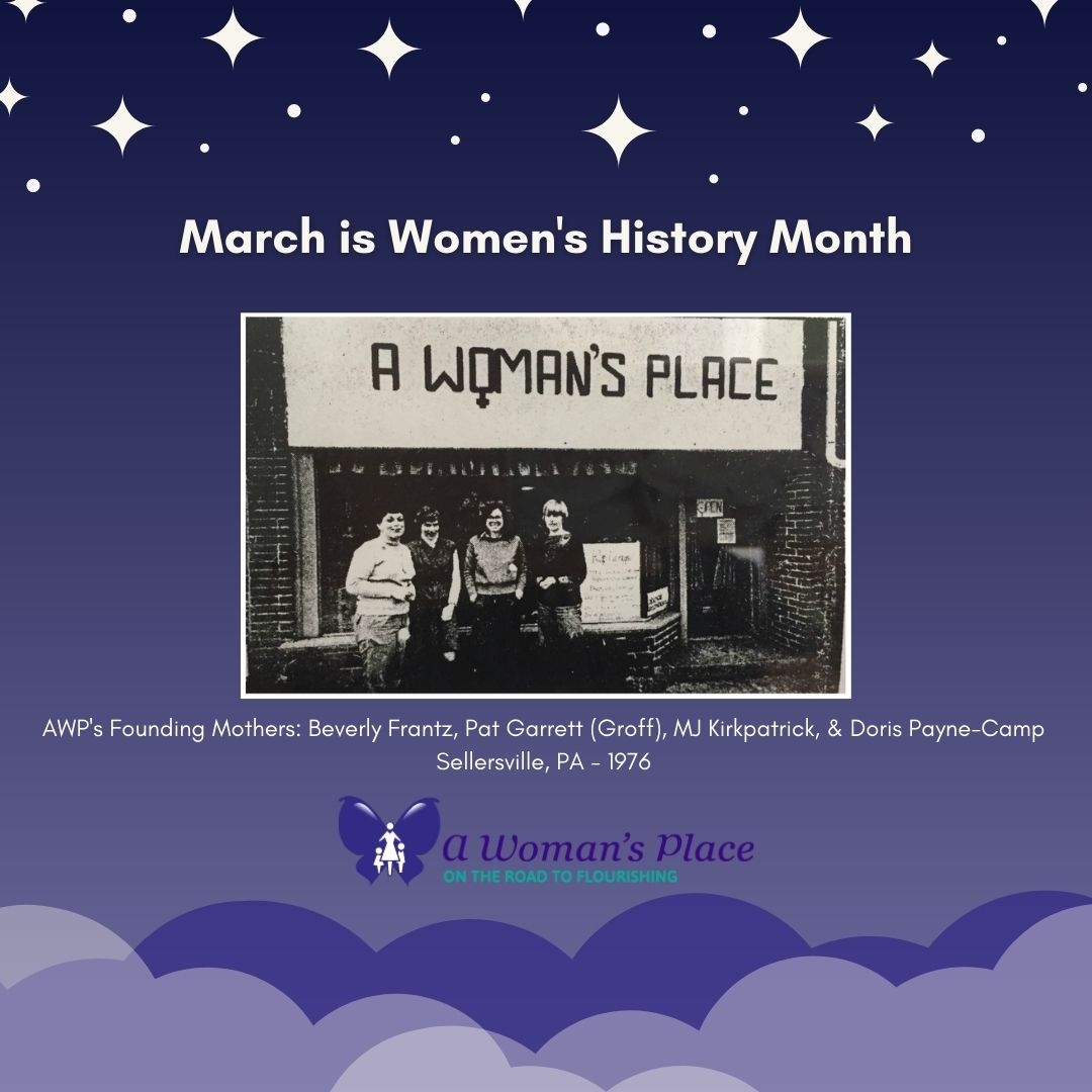 All of us at AWP proudly stand on the shoulders of our Founding Mothers & all women who came before us in the fight for equality. We are thankful to have their legacy to lead the way. 💜  #WomensHistoryMonth #Courage #Creativity #Equality #Integrity #Respect #SocialJustice
