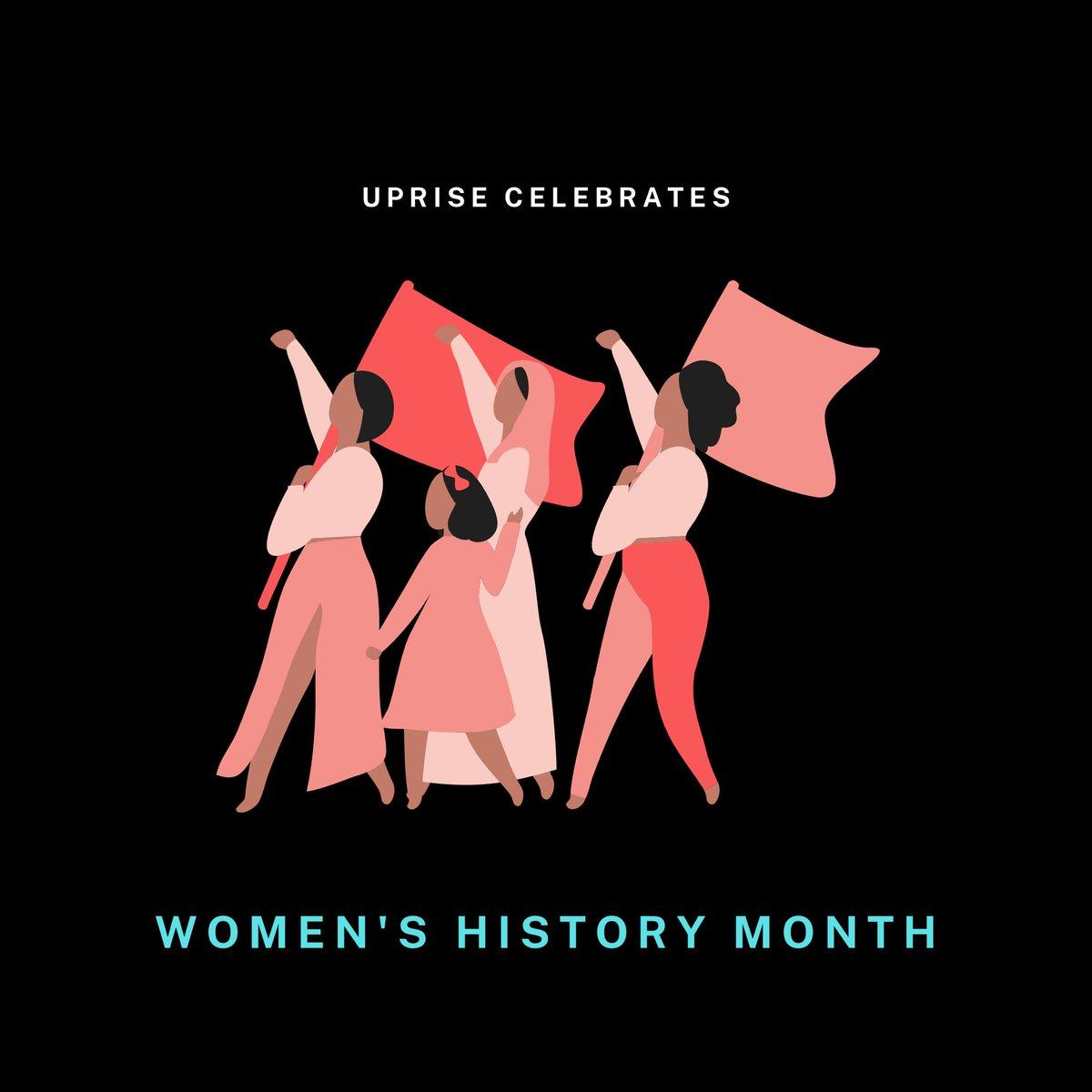 ¡Que Viva La Mujer! #WomensHistoryMonth