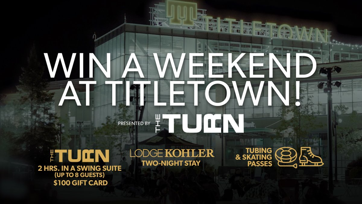 Everything you need to enjoy the perfect stay at @titletown could be yours. 😍🏈❄️  Enter now: