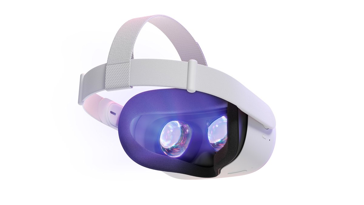 80Level: Facebook revealed Quest 2 will soon support 120Hz refresh rate:    #quest2 #OculusQuest2 #oculusquest #vr #virtualreality #tech #facebook