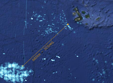 @KariPizarr0 @veroniicaarias @SevillaRoque @eliecercruz @Expresoec @LuchoSuarez60 @Cris_Taiji @FrenteInsularR1 @max_bello_m @normanwray @DefensaEc Sr. Ministro @DefensaEc la flota depredadora China está a 325 millas de la Resrva Marina de #Galapagos y a 160 de la Zona Económica Exclusiva. Aquí es donde entra la soberanía... No en defender los interses de unos pocos pesqueros extranjeros que operan en el Ecuador. https://t.co/hybGGRByrz