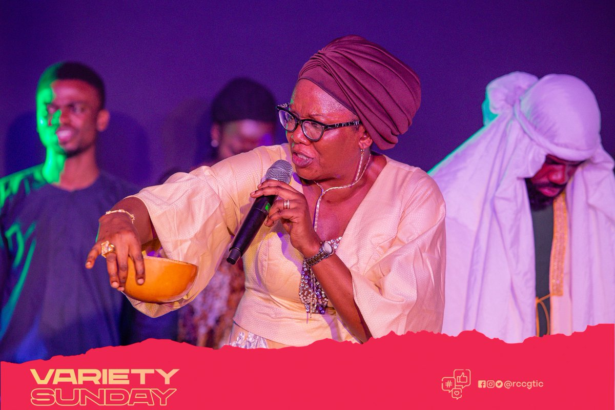 Yesterday, we had Mrs. Damilola Akiogbe and The Evening Sacrifice group minister in drama and songs during our Variety service. (1/2)  #Sundayservice #varietysunday #drama #worship #praise #prayer #designedforgreatness #excellence #pacesetters #TheInspirationCentre #rccgtic