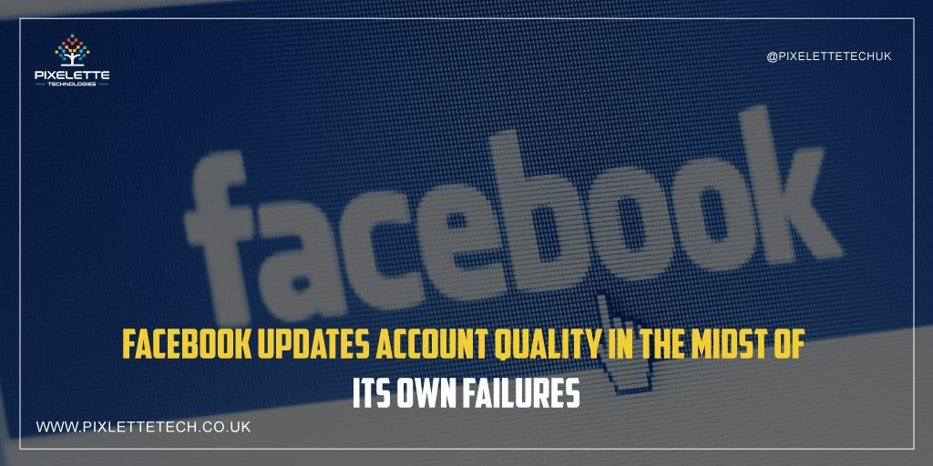 Facebook has launched a new update for a quality account that will allow solving account issues, account status, Facebook accounts, and business accounts. Hence the dashboard contains these four.  #Facebook #100daysofcode #Quality #update