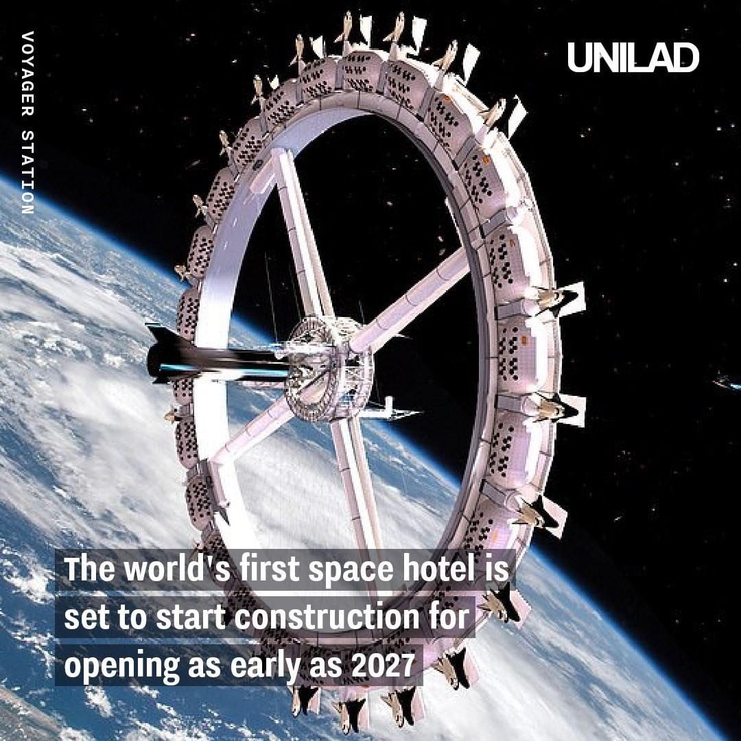 Adakah konsep pelancongan angkasalepas bakal menjadi kenyataan? #design