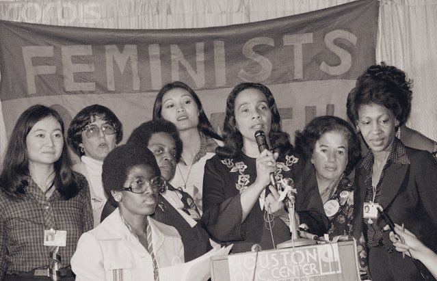 """Freedom and justice cannot be parceled out in pieces to suit political convenience."" #CorettaScottKing  #WomensHistoryMonth"