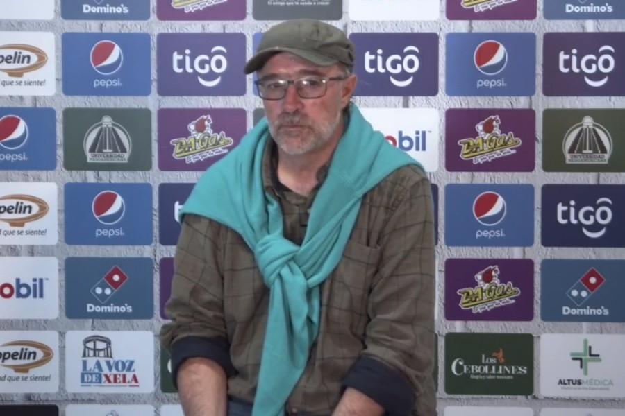 [VIDEO] Machaín acepta que Xelajú tiene mucho que mejorar #tg #Clausura2021 #LaLigaEnGuatefutbol #XelajuMC -