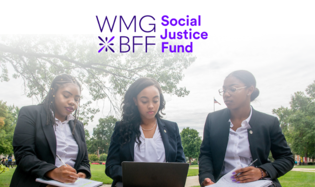 Howard University is pleased to announce a $4.9M gift from the WMG/BFF Social Justice Fund! The gift will support the development of a new music business center in the School of Business, creating a pipeline of diverse music industry leaders. Read more: https://t.co/pfaPCYJHoJ https://t.co/s4XYnxwj2N