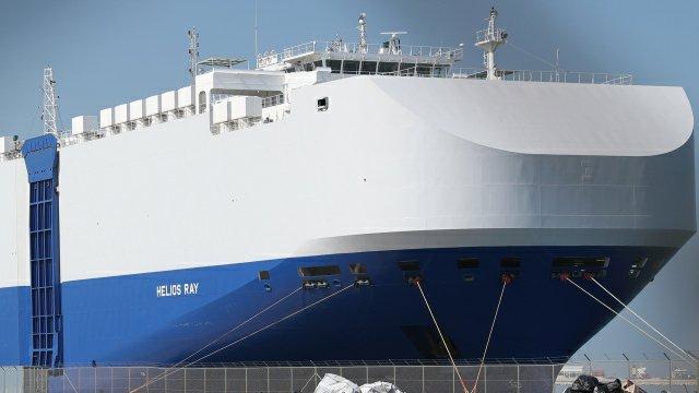 Israel's Netanyahu blames Iran for cargo ship attack Photo