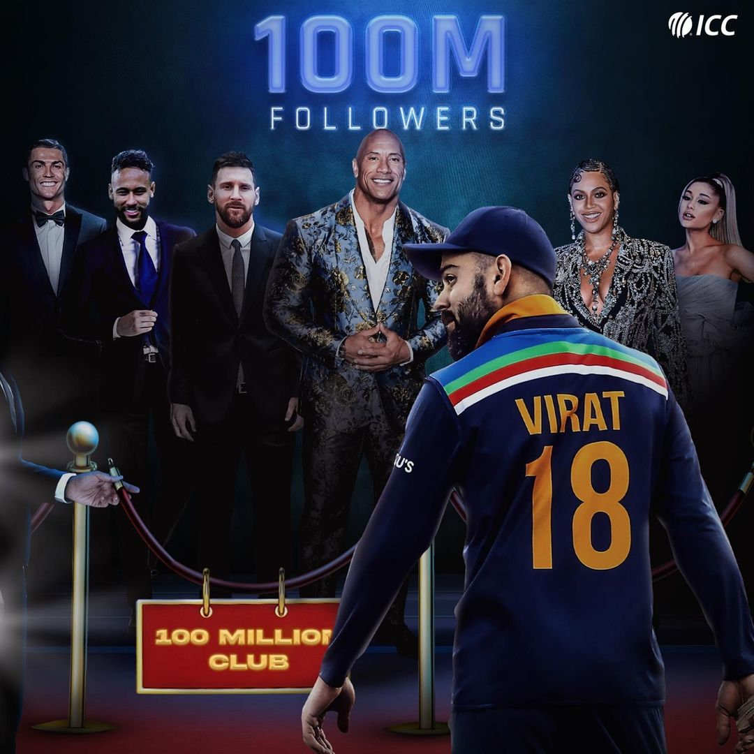 Congrats 👏 #King 👑 @imVkohli   1st Indian 🇮🇳 and 1st Asian  #ViratKohli  #AnushkaSharma  #TeamIndia