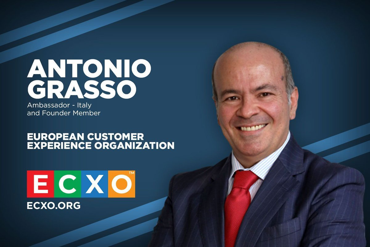 I'm thrilled to join the European Customer Experience Organization @EuropeanCXOrg. A community of leaders committed to working and evolving to raise the collective customer and employee experience in Europe.  Join us > https://t.co/h8WsYVANAV v @antgrasso #CX #EX #FutureofEurope https://t.co/mjns9y3EeI
