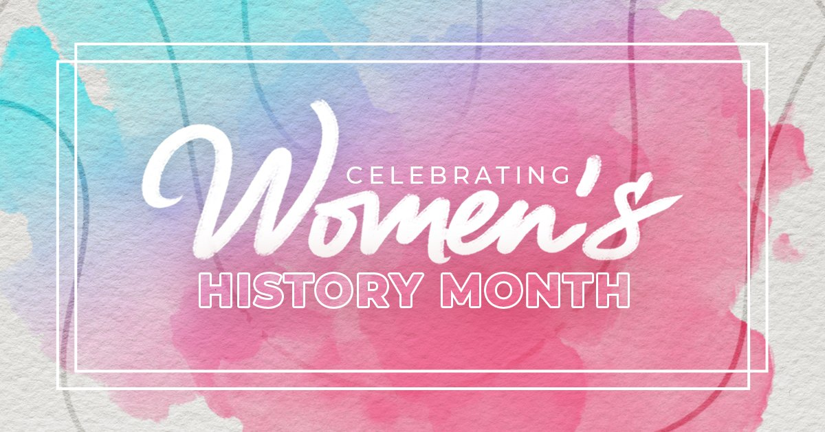 Happy #WomensHistoryMonth!   This month we celebrate the VITAL role that women have played in America's history.