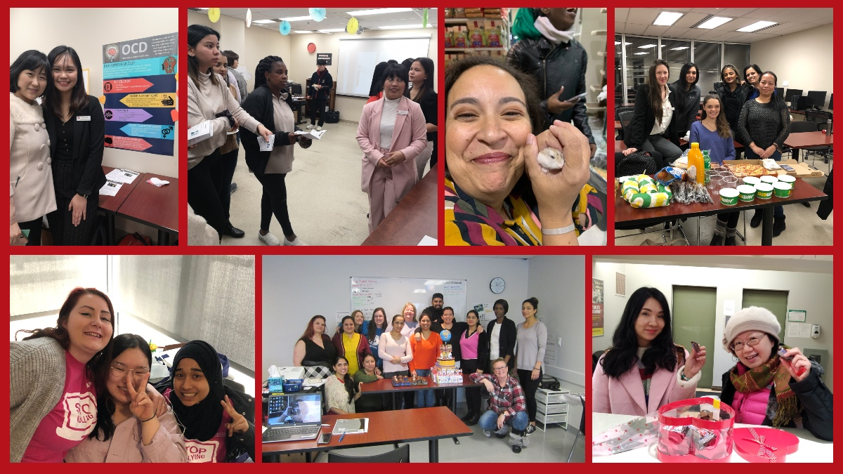 👩🏾🦱👩🏻🦰👱🏼♀️👩🏽👩🏿🦳It's National Women's Month & Contest time! Tag a woman who inspires you to enter to win 2 $10 Starbucks gift cards. Contest runs from March 1 - 8. Full contest details here. #contest #womensday #bc  📸: Photos taken in 2018-2019