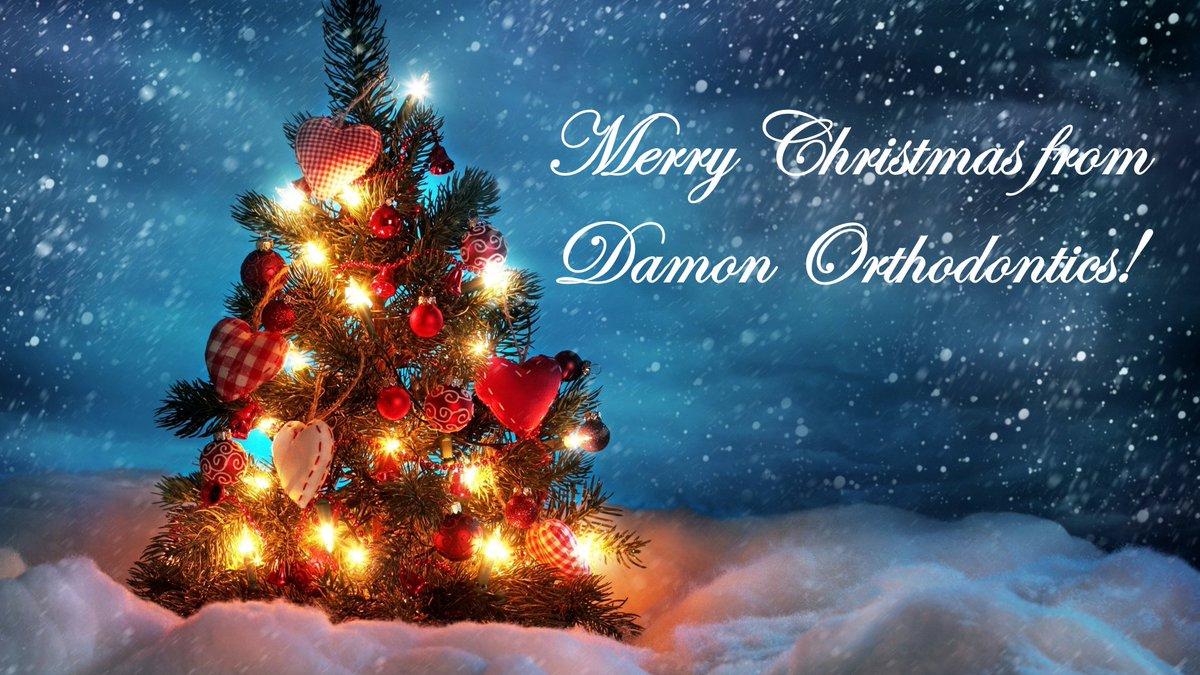 Merry Christmas from Damon Orthodontics!!!!! #Damonorthodonticssouth #merrychristmas #mostwonderfultimeoftheyear
