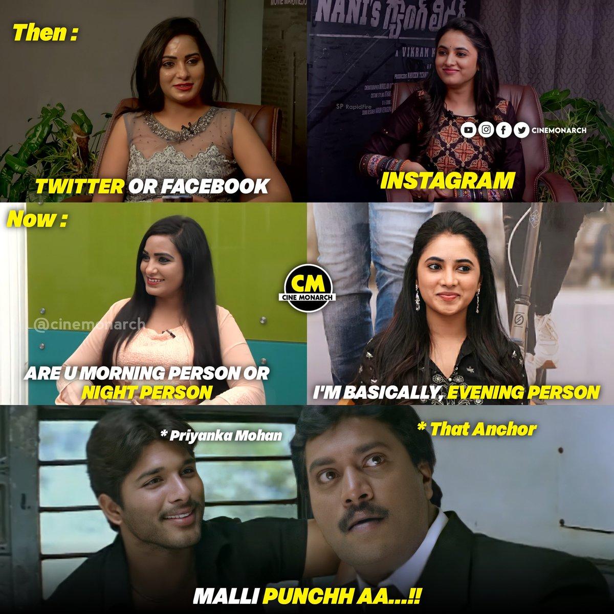 Priyanka Papa Rockzz 🔥😂 #Sreekaram #PriyankaMohan #Nani  @priyankaamohan #GangLeader   #SreekaramOnMarch11th   #Sharwanand #CineMonarch