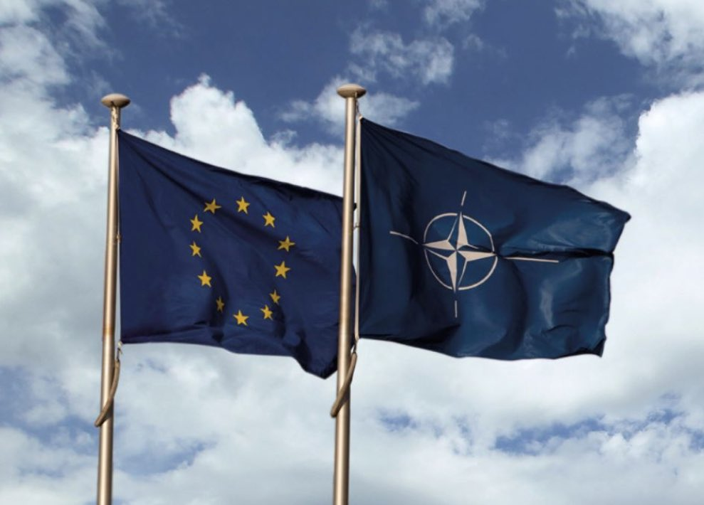 We're facing different threats & challenges #Pandemic exacerbated difficulties in the geopolitical environment. For these reasons it's important that member states remain committed in ensuring adeguate resources to both #EU and @NATO military missions #EUdefence #StrongerTogether