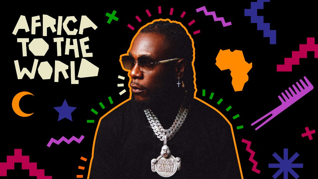 Check out #AfricaToTheWorld, a definitive collection of original and exclusive content from some of Africa's biggest superstars & the continent's hottest emerging talents.  Listen to this week's playlist featuring @burnaboy: