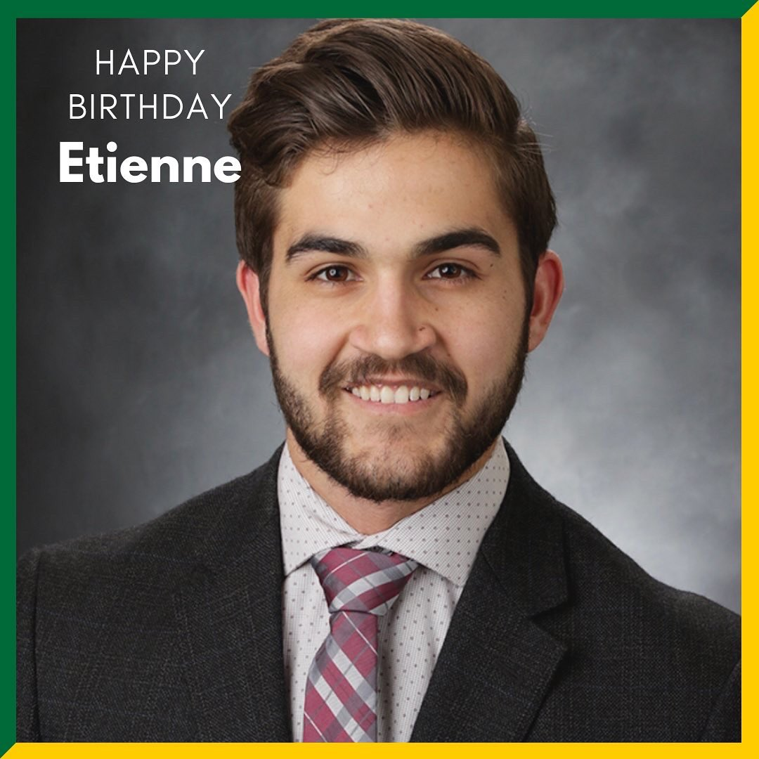 Happy Birthday Etienne! For those who don't know ET, he is in animal health and is soon to be finishing his undergrad.   #FarmHouse #UAlberta #ET #futureveterinarian
