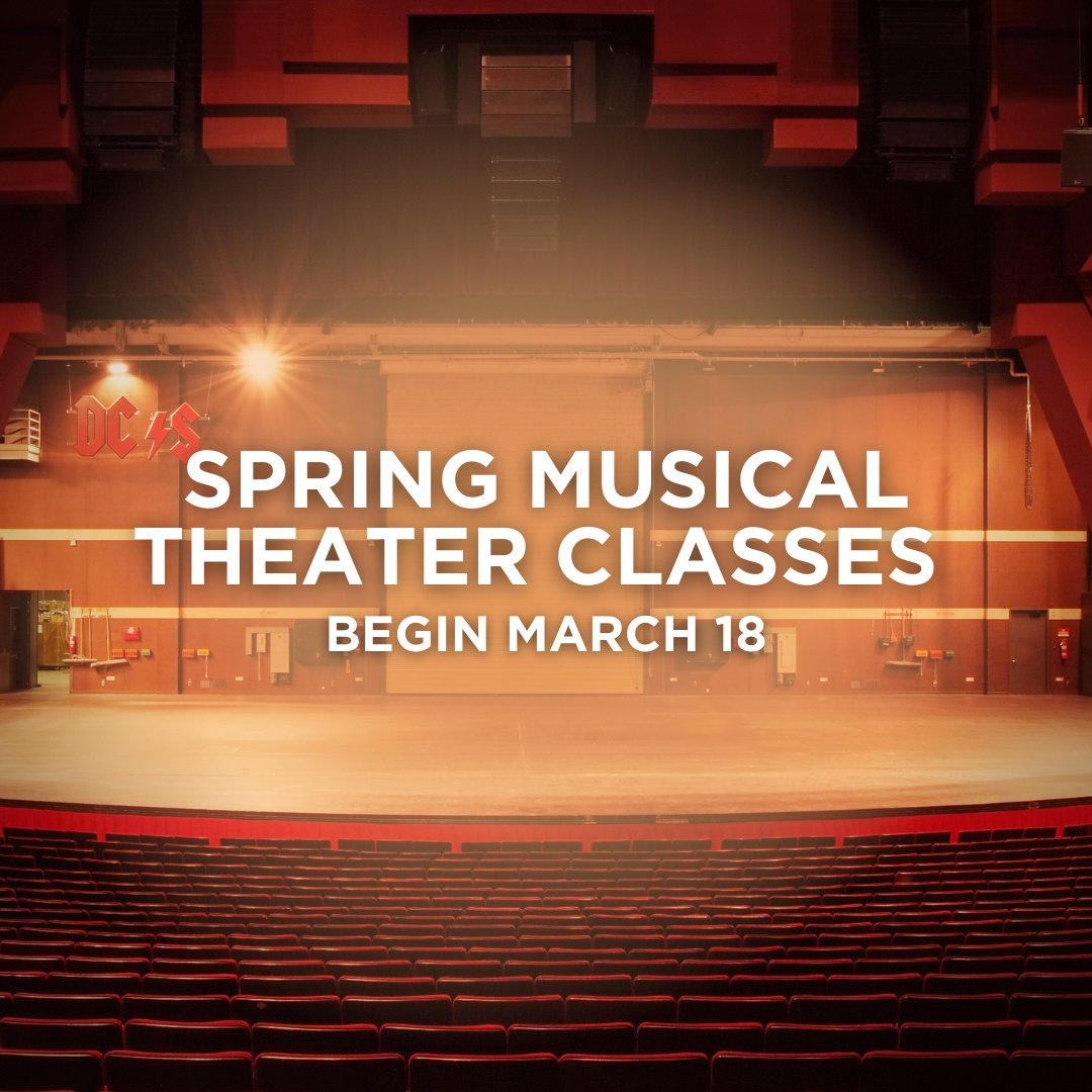 Our Musical Theater Classes have now been divided into three age groups due to an overwhelming response. These live, virtual classes, focus on performance, acting, and dance, with a concentration on audition prep for 15+. Classes start on March 18! https://t.co/YQrTtuo3j9 https://t.co/KLEiMORwA3