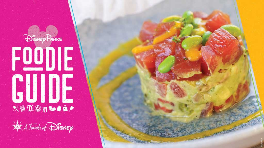 Foodie Guide Revealed for 'A Touch of Disney' Event at Disney California Adventure    #Disneyland #DCA #DisneyCaliforniaAdventure #ATouchofDisney