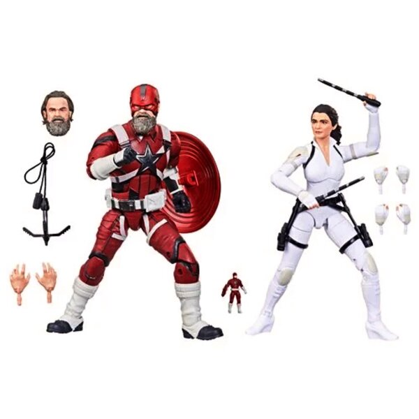 Black Widow #Marvel Legends 2-Pack Official Images And Info