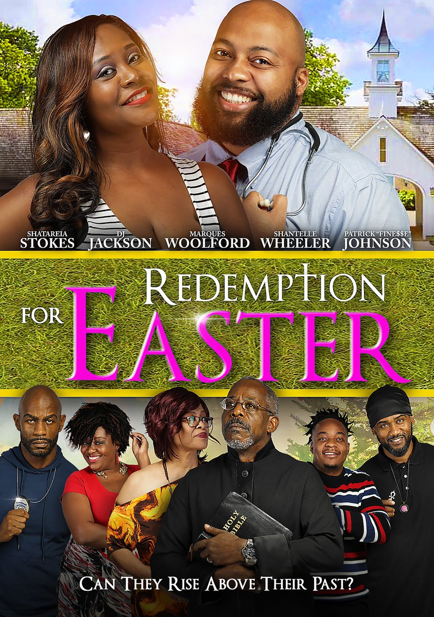 We have ANOTHER new film out! #REDEMPTIONFOREASTER has been released TODAY for free on #TUBI! A great family film that'll hopefully create some dialogue! Please enjoy and share with your family and friends! #VictoryProductions #MaverickMovies