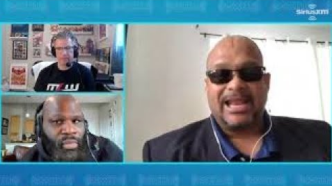 """""""The Pride of Puerto Rico"""" @SavioVega talks candidly with @davidlagreca1 and @TheMarkHenry on @BustedOpenRadio about the scandal surrounding the allegations involving referee Tim Donaghy and Caribbean Champion @MostMarketable. 📺youtu.be/ZMWg3ovAMnE"""