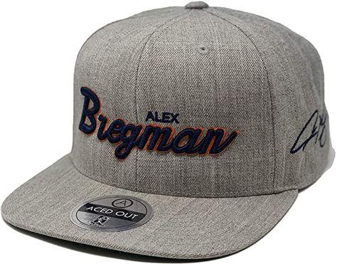 Houston Astros Aced Out Alex Bregman Script Hat - Snapback, $26.00 #Ad