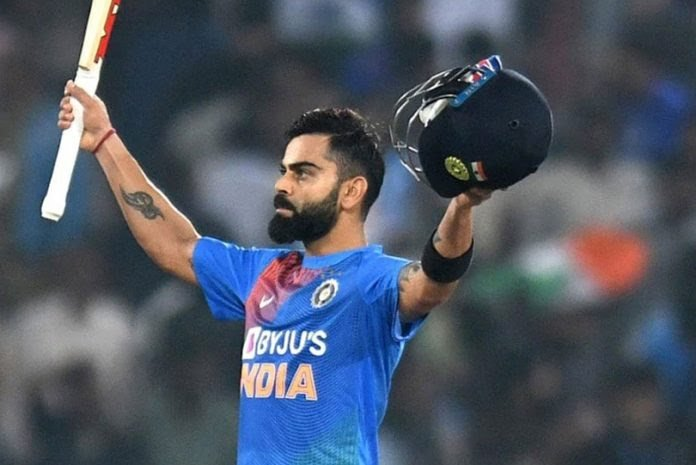 Congrats @imVkohli Sir for having 100 Million follower's... 1st Asian.. 1st Cricketer.. #100MillionViratiansOnInsta  #ViratKohli  #TeamIndia