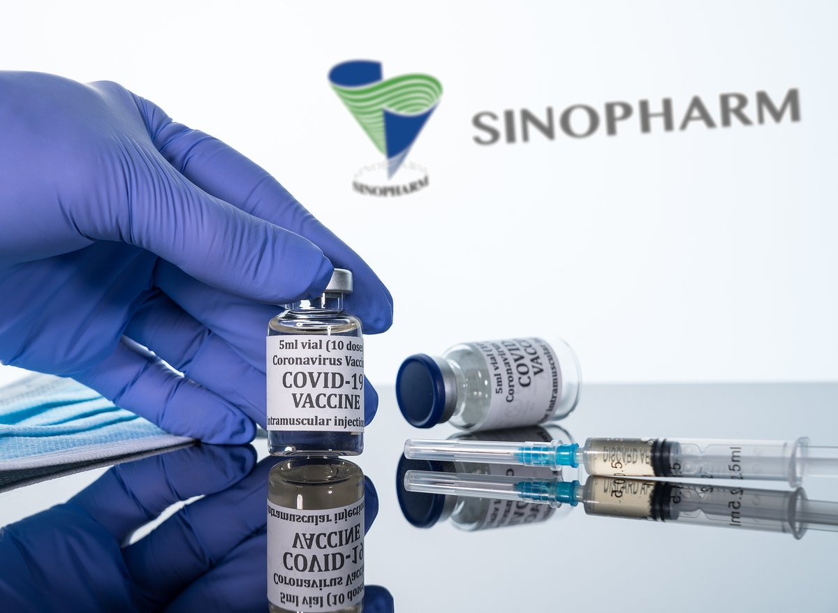 Sinopharm #vaccine to be officially authorized in #Lebanon 🇱🇧as soon as tomorrow by @mophleb  and especially intended to Lebanese armed forces #كورونا #كورونا_لبنان